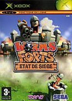 Jaquette de Worms Forts : Etat de Siege Xbox