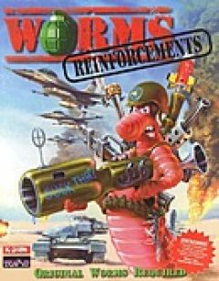 Jaquette de Worms Reinforcements PC