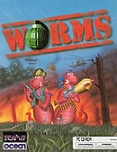Jaquette de Worms PC