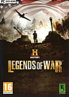 Jaquette de Legends of War PC