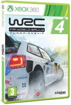 Jaquette de WRC 4 Xbox 360