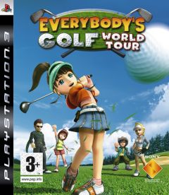 Everybody's Golf : World Tour (PS3)