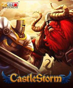 Jaquette de CastleStorm PC