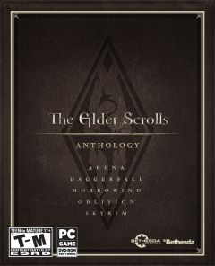 Jaquette de The Elder Scrolls Anthology PC