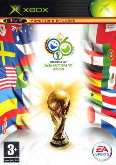 Jaquette de Coupe du Monde de la FIFA 2006 Xbox