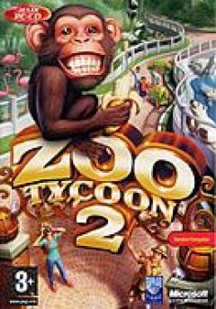 Jaquette de Zoo Tycoon 2 PC