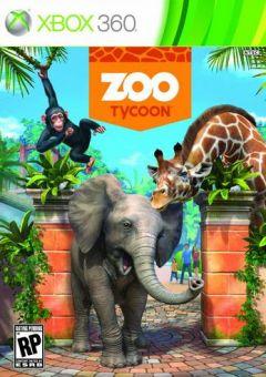 Jaquette de Zoo Tycoon Xbox 360