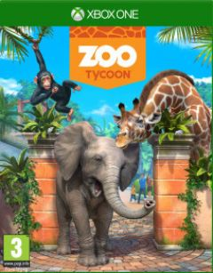Jaquette de Zoo Tycoon Xbox One