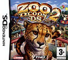 Jaquette de Zoo Tycoon 2 DS