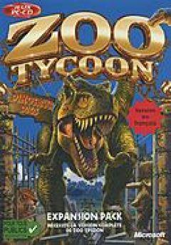 Jaquette de Zoo Tycoon : Dinosaur Digs PC
