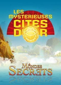 Jaquette de Les Mystérieuses Cités d'Or : Mondes Secrets Nintendo 3DS