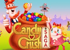 Jaquette de Candy Crush Saga Android