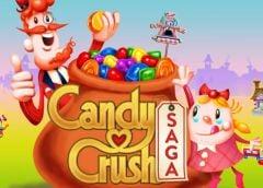 Jaquette de Candy Crush Saga Facebook