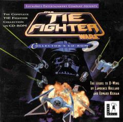 Jaquette de Star Wars : Tie Fighter PC