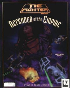Jaquette de Star Wars : Tie Fighter - Defender of the Empire PC Engine