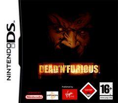 Jaquette de Dead'n'Furious DS