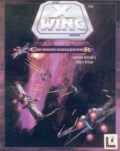 Jaquette de Star Wars : X-Wing PC