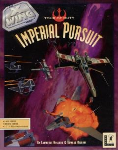 Jaquette de Star Wars : X-Wing - Imperial Pursuit PC
