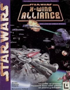 Jaquette de Star Wars : X-Wing Alliance PC