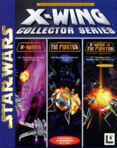Jaquette de Star Wars : X-Wing Collector Series PC
