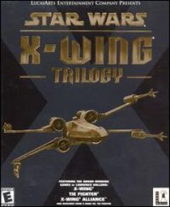 Jaquette de Star Wars : X-Wing Trilogy PC