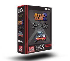 Jaquette de NEOGEO X Classics : Volume I NeoGeo X