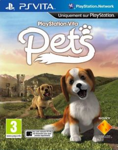 Jaquette de PlayStation Vita Pets PS Vita
