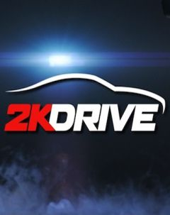 Jaquette de 2K Drive iPad