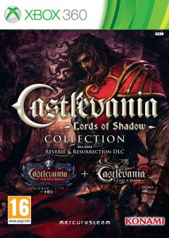 Jaquette de Castlevania : Lords of Shadow Collection Xbox 360