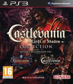 Jaquette de Castlevania : Lords of Shadow Collection PlayStation 3