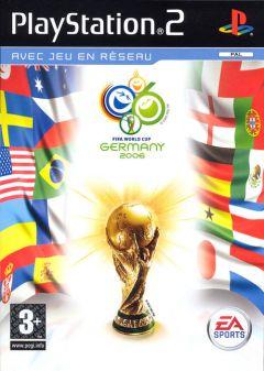 Jaquette de Coupe du Monde de la FIFA 2006 PlayStation 2