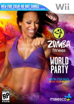 Jaquette de Zumba Fitness : World Party Wii