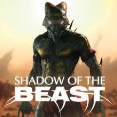 Jaquette de Shadow of the Beast PS4