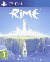 Jaquette de RiME PS4