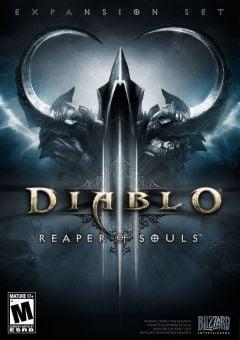Jaquette de Diablo III : Reaper of Souls PS4