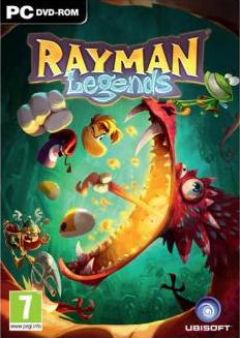 Jaquette de Rayman Legends PC