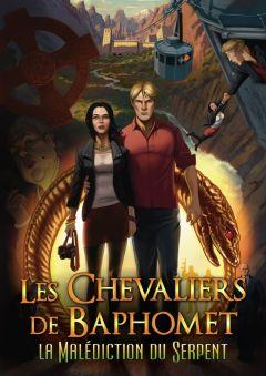 Les Chevaliers de Baphomet 5 : La Malédiction du Serpent (Episode 1) (PS Vita)