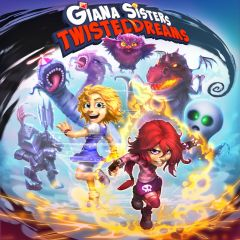 Jaquette de Giana Sisters : Twisted Dreams Wii U