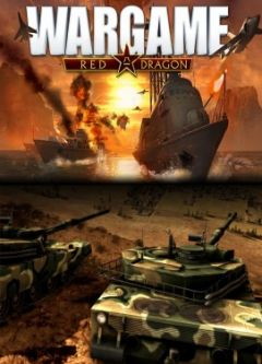 Jaquette de Wargame : Red Dragon PC