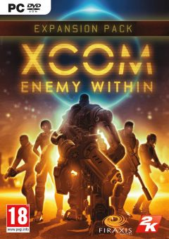 Jaquette de XCOM : Enemy Within PC