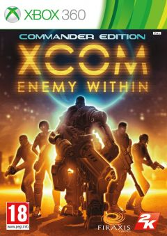 Jaquette de XCOM : Enemy Within Xbox 360