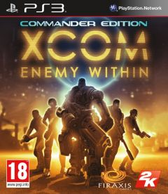 Jaquette de XCOM : Enemy Within PlayStation 3