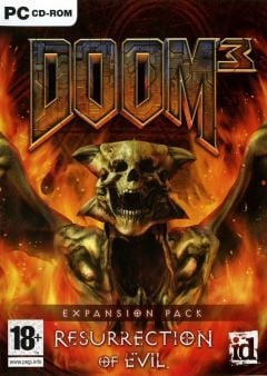 Jaquette de Doom 3 : Resurrection of Evil PC