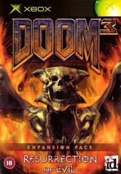 Jaquette de Doom 3 : Resurrection of Evil Xbox