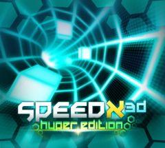 Jaquette de SpeedX 3D Hyper Edition Nintendo 3DS