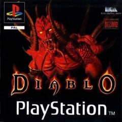 Jaquette de Diablo PlayStation