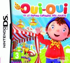 Jaquette de Oui-Oui Et Le Grand Carnaval Des Jouets Nintendo 3DS