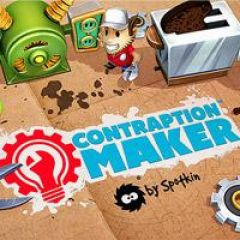 Jaquette de Contraption Maker PC