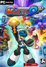 Jaquette de Mighty No.9 PC