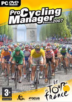 Jaquette de Pro Cycling Manager/Tour de France 2007 PC
